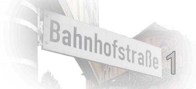 """""""Bahnhofstraße 1"""" zum Thema: Die Türkei im Umbruch?"""