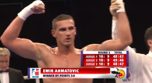Emir Ahmatovic