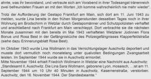 Lina Wollmann
