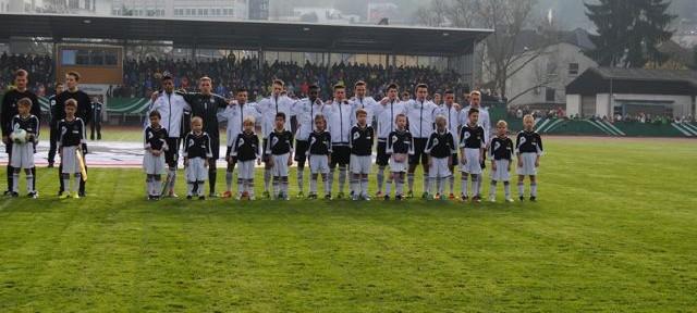 Fotos Länderspiel Deutschland – Spanien (U17)