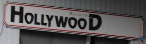 Hollywood mit einem großen D!