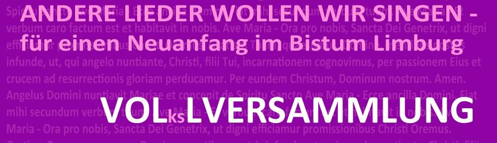 Bistum Limburg im Gespräch