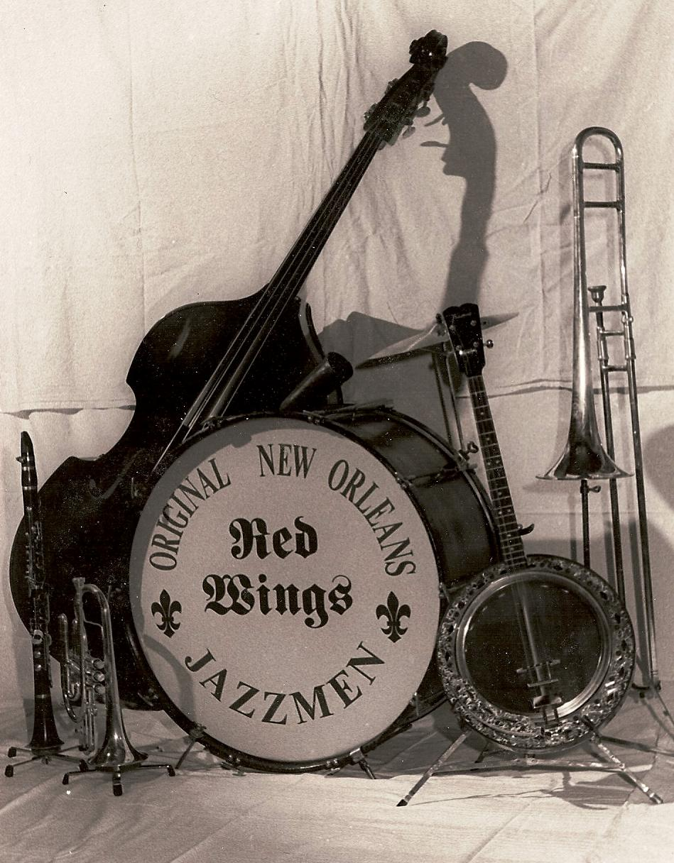 red wings jazzmen