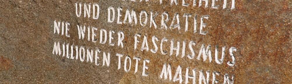 Erinnern und Widerstehen – 75 Jahre Reichspogromnacht