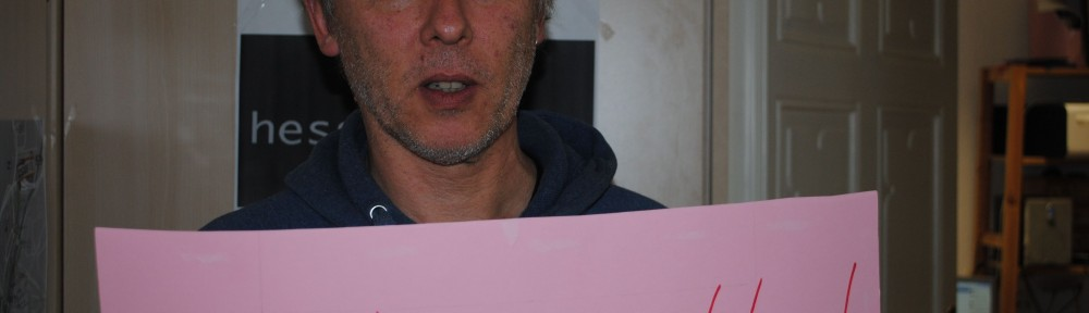 Stiller Protest um 16.00 Uhr in Limburg auf dem Domplatz